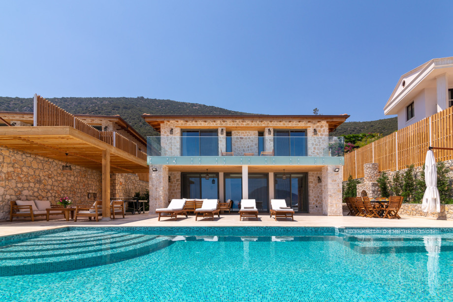 Villa Cornella - a luxury 5 bedroom villa in Kalkan