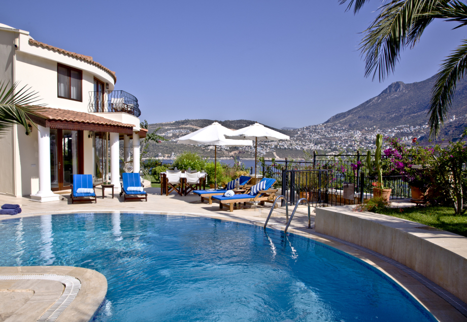 Villa Yesil Kelebek - 2 bedroom villa in Kalkan