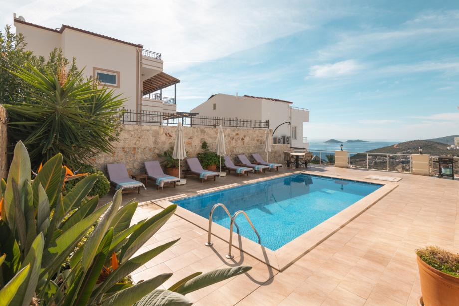 4 bedroom villa in Kalkan