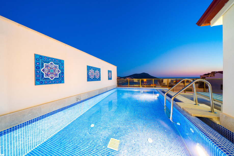 2 or 3 bedroom apartments in Kalkan