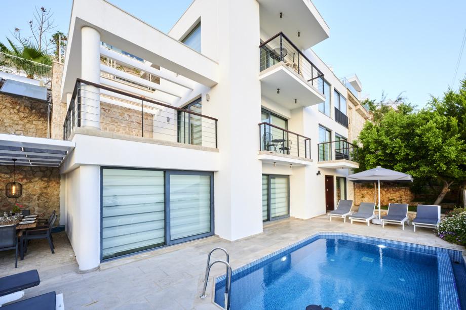 4 bedroom villa for holiday rental in Kalkan