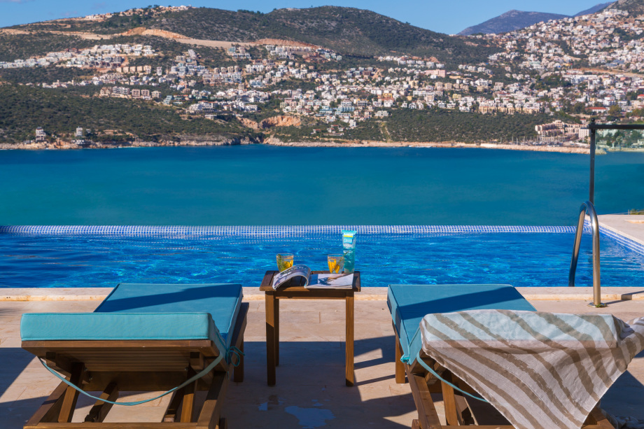 4 bedroom villa in Kisla, Kalkan for holiday rental