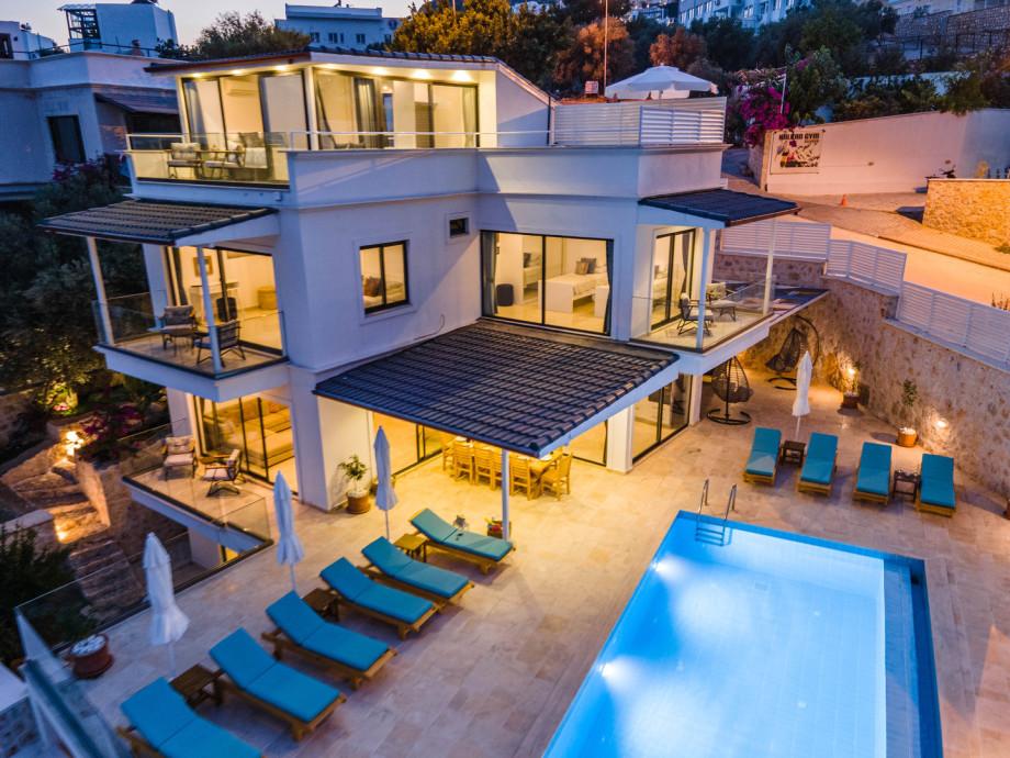 5 bedroom villa in Kalkan