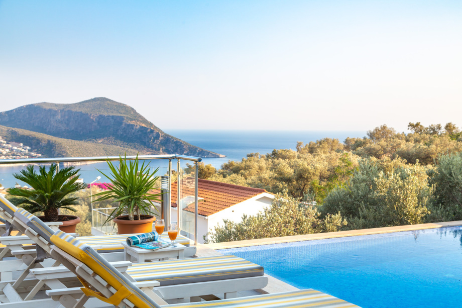 3 bedroom villa in Kalkan for holiday rental