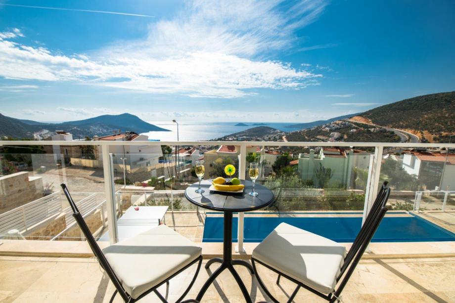 4 bedroom villa in Kalkan for holiday rental