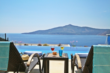 5 bedroom Kalkan villa for holiday rental