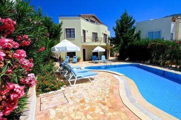 4 bedroom holiday villa in kalkan