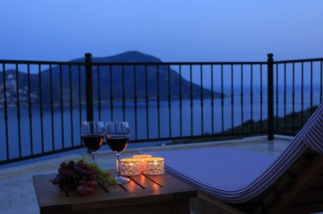 4 bedroom holiday villa in kalkan