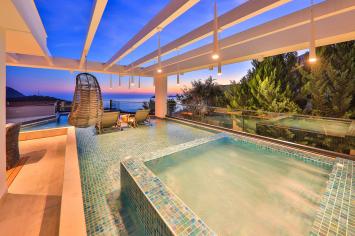 6-7 bedroom Kalkan villa for rental