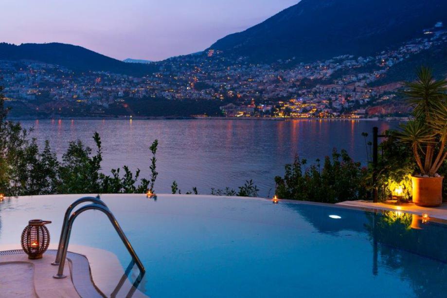 3 bedroom villa in Kalkan for holiday rental