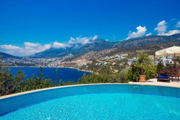 Villa Royal 1 and 2 - two 3-bedoom villas in Kalkan