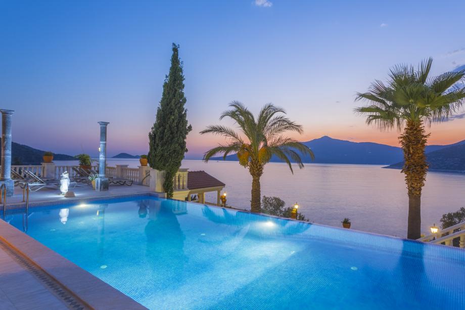 6 bedroom villa in Kalkan, Turkey