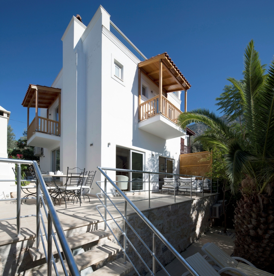 7 bedroom villa in Kalkan with great views and own pool