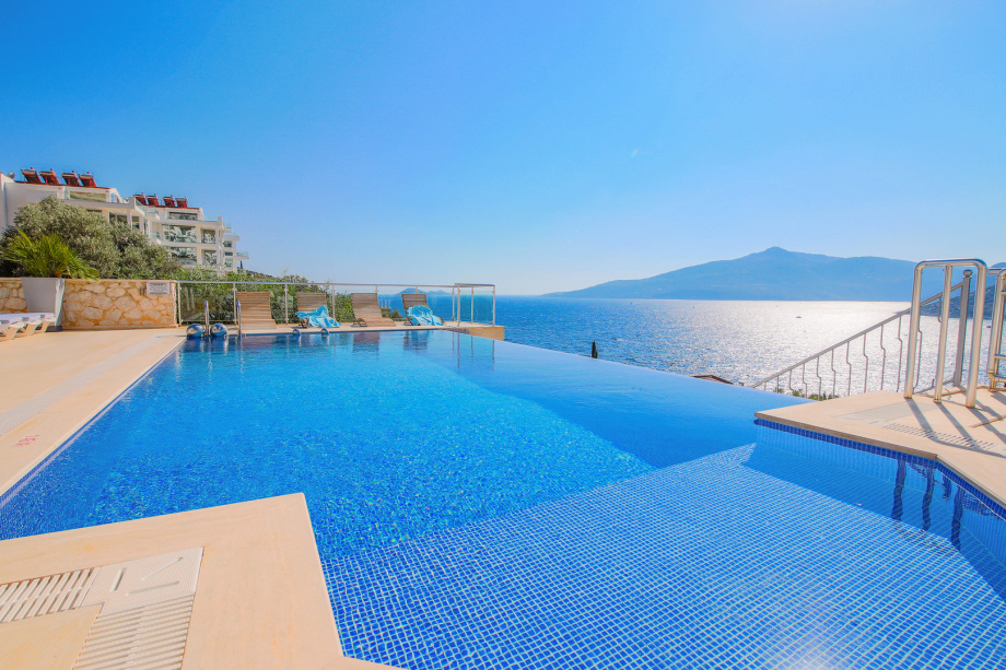 Villa Serin Ev - a 5 bedroom villa in Kalkan with private pool
