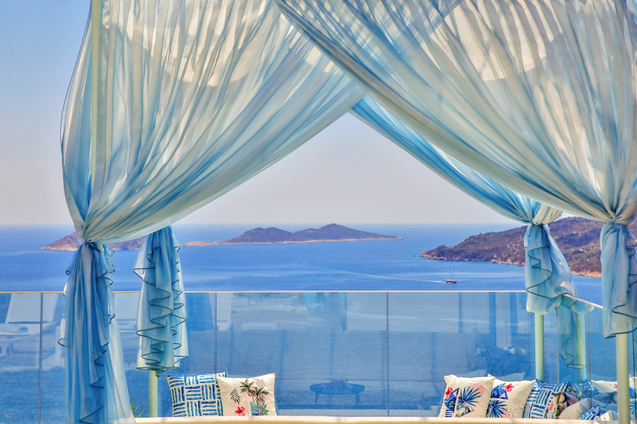 Azure Heights Apartment, Kalkan