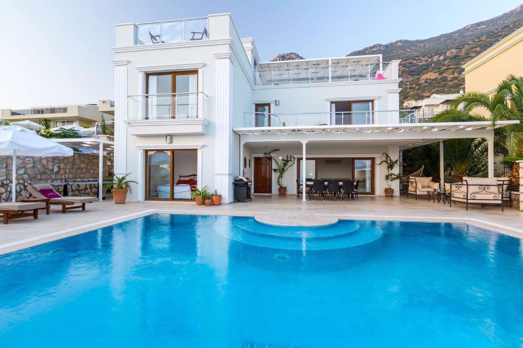 Villa Sapphire, Kalkan, Turkey