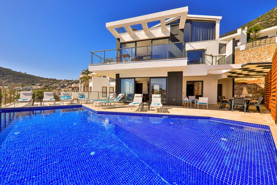 Royal Merchant - a 5 bedroom villa in Kalkan, Turkey
