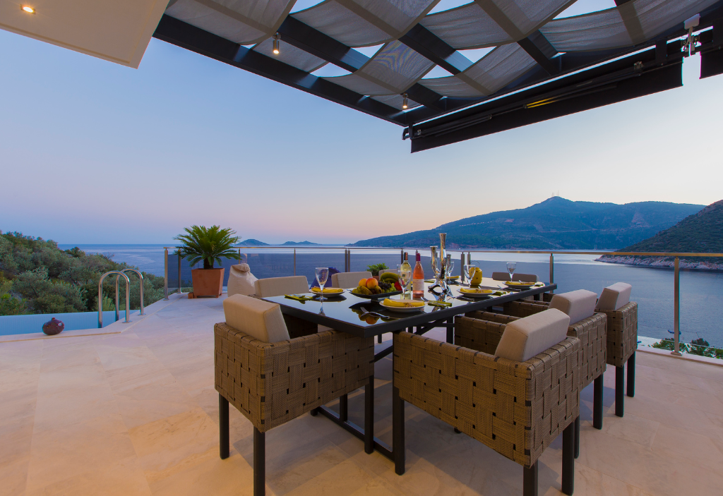 Kalkan Villas for holiday rental