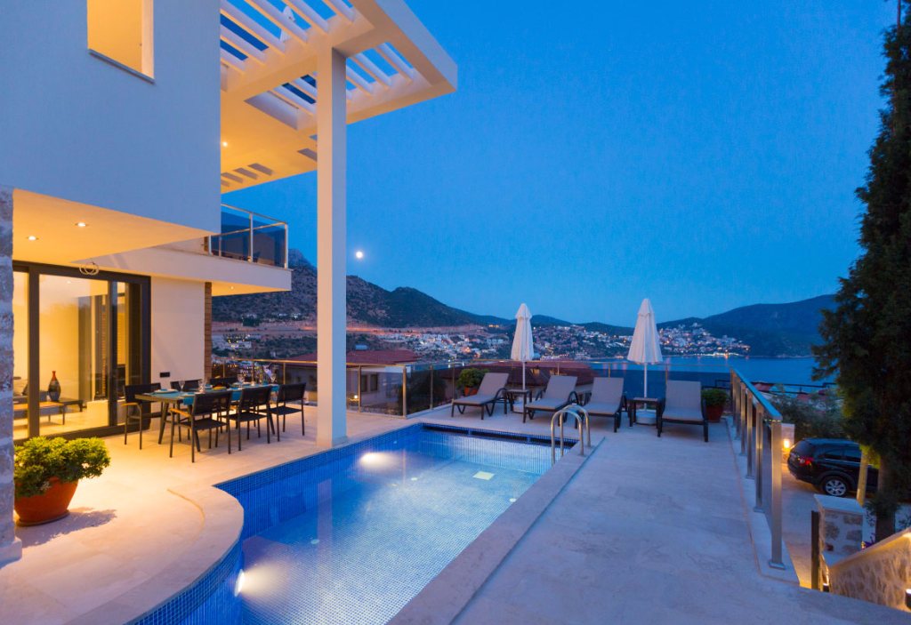 Kalkan apartments for holiday rental