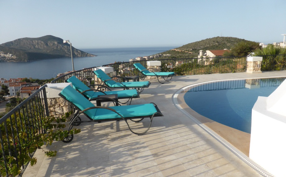 Villa Meltem - a 4 bedroom villa in Kalkan, Turkey