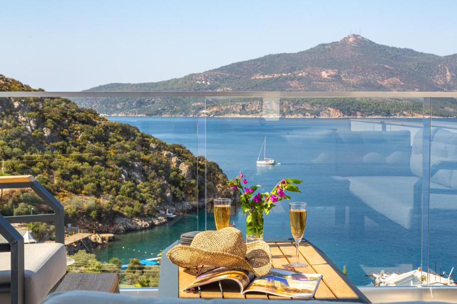 5 bedroom villa in Kalkan for holiday rental