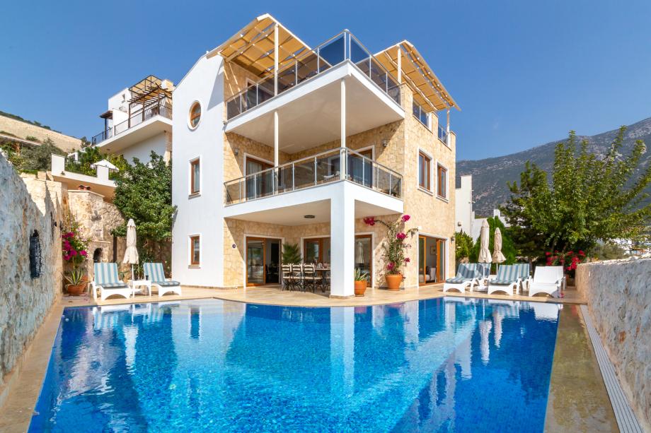 Villa Abriana, Kalkan villa for holiday rental