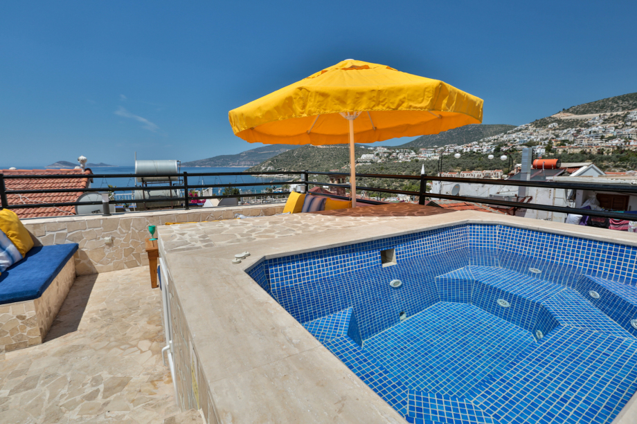 4 bedroom villa in Kalkan's old town quarter