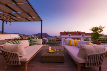 Tiki apartment - a 3-bedroom apartment in Kalkan