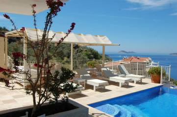 3 bedroom apartment in Komurluk, Kalkan
