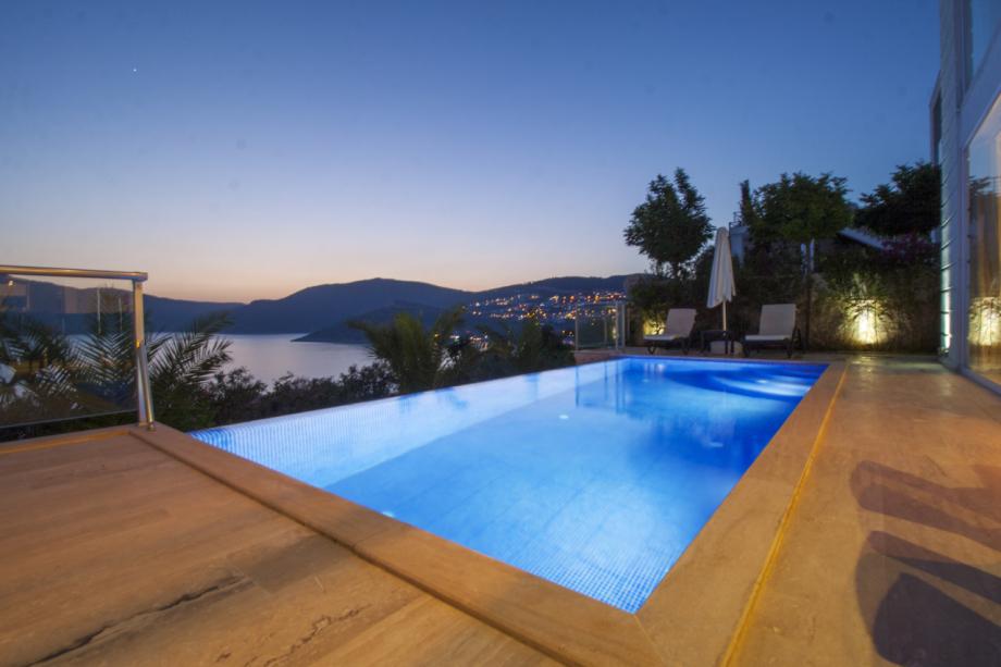 Villa Bay View - 4 bedroom villa in Kalkan
