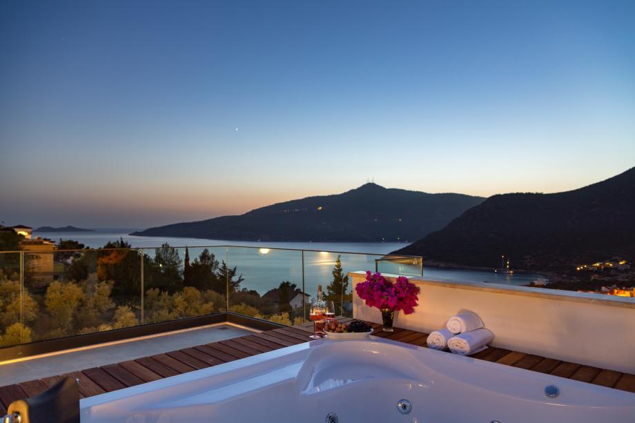 4 bedroom villa in Kalamar Bay, Kalkan